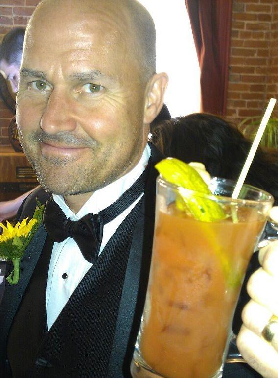 Greg Tooke- Bloody Mary Expert