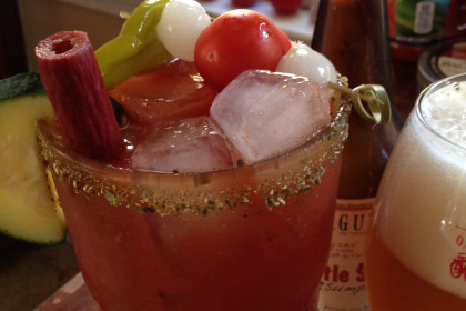 UV Vodka Bloody Mary Recipe