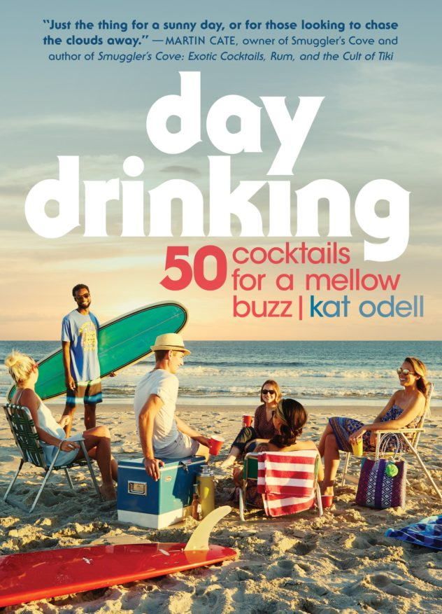 day drinking with Kat Odell