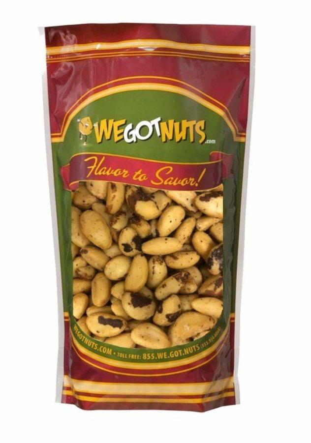 Brazil Nuts Keto Friendly Snack