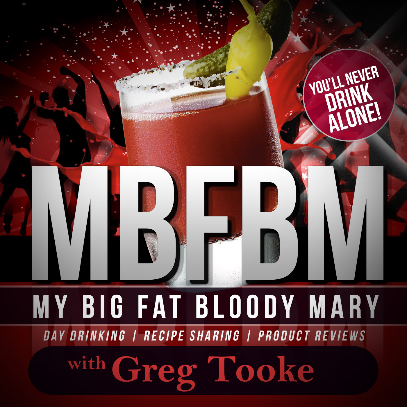 My Big Fat Bloody Mary Podcast: Day Drinking   Recipe Sharing   Product Reviews